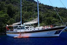 ECE ARINA / #gulet, #yacht, #bluevoyage, #yachtcharter,  www.cnlyacht.com