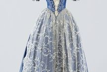 historic gowns / by Tauney Kennedy