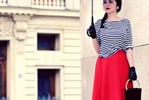 Stripes & Red