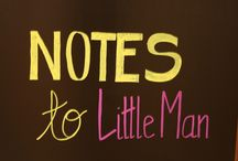 Notes to Fidget & Little Man / This section is designed with posterity in mind. It will contain posts from our blog, TalesofTwoChildren.com, and will be about aspects is the kids' young lives from dad's point of view.