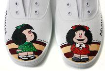 kreasi sepatu