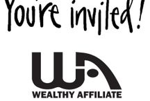 Wealthy Affiliate / Want to take part in one of the most lucrative affiliate opportunities online? Look no further than right in front of you here at Wealthy Affiliate, with our famous affiliate program. Each and every year we pay many affiliates significant amount of revenue to their affiliate accounts and several members earn a full time income being affiliates here at WA.