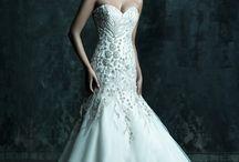 Wedding Dresses / picking the dress / by Rachel Perkins