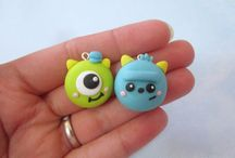 Awesome Polymer Clay Charms