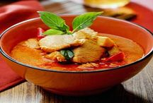 Red Curry Dishes / Anything and everything with Red Curry