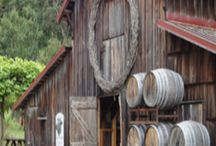 Barn and Shed Ideas {Time to Paint the barn!}