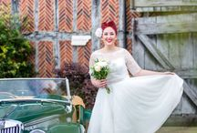 Planning a fifties wedding