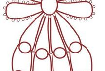 wzory szydełko,frywolitki