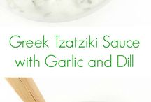 salsa griega