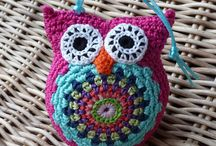 crochet / try to find the most FREE PATTERNS I can but, somtimes some thing is so darn cute can't resist / by ruth ryan