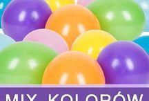 Balony reklamowe / Balony to nieodzowny element każdej imprezy. Oferujemy Państwu szeroki wybór różnego rodzaju balonów w wielu wersjach kolorystycznych.