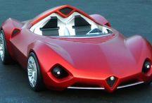 Concept cars & co..... / Le auto del futuro .....i sogni di ieri, quelli di oggi e quelli di domani  (?)....