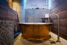 Case Study: The Scarlet Hotel / Stunning Boutique Spa Hotel on the wild Cornish Coast / by William Holland Ltd