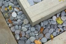 Landscape. Rocks & concrete / by J M D