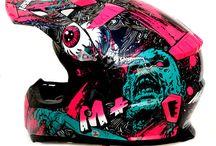 Helmets designs