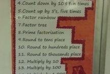 Numbers numbers numbers