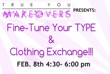 True You Makeovers - Events / Join us for our True You Makeovers introductory demonstrations!