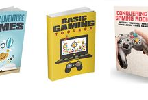 Gaming Ebooks With Master Resell Rights / You'll our latest Gaming niche ebooks that allow you to resell the resell rights as well as use these ebooks to start building a responsive email list. The gaming niche is booming, start building your gaming niche business use these gaming info products to break into the gaming market today!