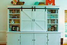 Home: Barn Door Inspiration