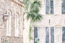 CHARLESTON, SC--MEET ME AT THE HARBOR / Charleston, SC -- look book inspo