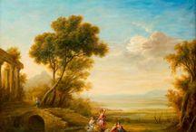 Cornelis le Mair / Dutch painter