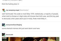 Sherlock funnies