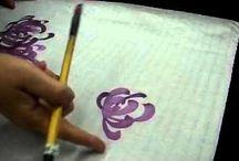 МК китайская живопись
