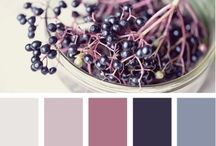 Wedding: Colors / Wedding inspiration
