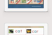 Mobile Montessori AppScapes / See how our apps are designed to function!