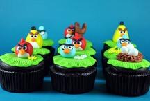 Angry Birds Birthday / by Debora James