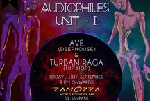 Electronic Audiophiles / Creating a new unit for some IDM (Intelligent Dance Music). Electronic Audiophiles Unit is an attempt to bring together the real audiophiles and bringing them a complete programme of visuals and performances.   Genre of the Night - Deep House, Bass & Hip-Hop