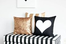 Home decor ideas / Inspiration for my home