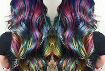 kampauksia/ beautyful hairstyles