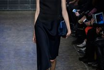 Fashion asymmetries