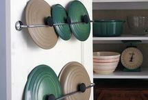Household storage / by Heidi Terbrack