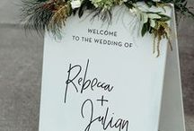 Wedding Welcome Banners