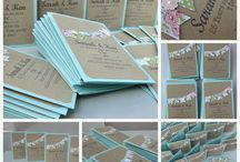 Wedding Invitations etc.