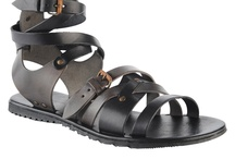 caligae now / Sandal, gladiator shoes