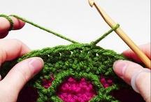 crochet / by Racheal Looney