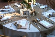 Decorations for table