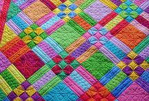 quilts / Useful hints and tips. Inspirational quilts!