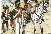 French Napoleonic Period Foreign Regiments