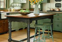 new kitchen / by Malia Marcell
