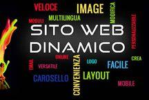 Sito Web - facile, veloce e sempre aggiornato - GRATIS! / SITO WEB DINAMICO in solo 5 giorni e con solo 400 euro!