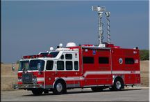 American Fire Dept. Trucks / American Fire Dept. Trucks.