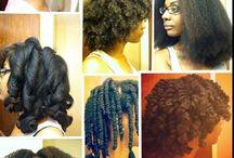 Hair / Natural