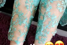Henna Mehndi Trousers UK