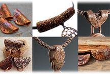 Metal jewelry / by Galadryl Jewelry Design