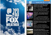 Q13 FOX Weather App / by Q13 FOX News Seattle