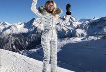 Classy Ski & Mountain Outfits